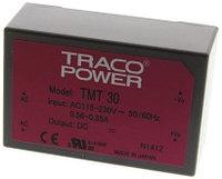 Преобразователь AC-DC сетевой TRACO POWER TMT 30124