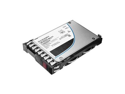 Жесткий диск HP 3.84TB 12G Ri-3 SAS SFF SC, 816576-B21