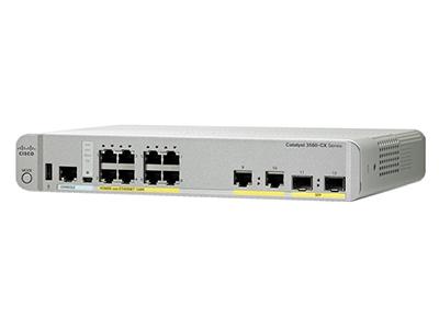 Коммутатор Cisco Catalyst WS-C3560CX-8PC-S (WS-C3560CX-8PC-S)