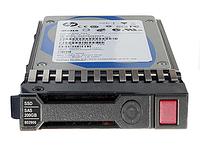 Жесткий диск HP 200GB 12G SAS WI 2.5in SC SSD, 802578-B21