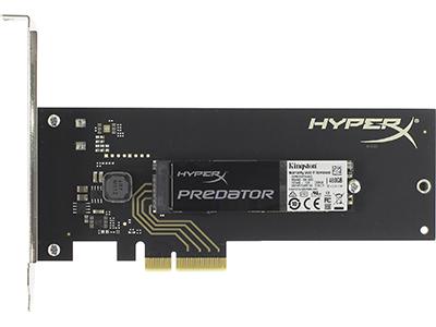 Жесткий диск Kingston 480Gb PCI-E 2.0 x4 SSD, SHPM2280P2H/480G