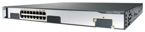 Коммутатор Cisco Catalyst WS-C3750G-16TD-S / E
