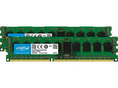 Оперативная память Crucial 16GB (2 x 8GB) Server Memory Model CT2KIT102472BD160B