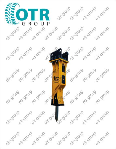 Гидромолот для гусеничного экскаватора Case CX250C