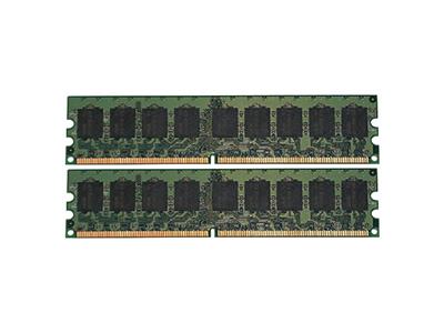 Оперативная память HP 8GB (2x4GB) PC2-5300P SDRAM Kit, 405477-061, 408854-B21