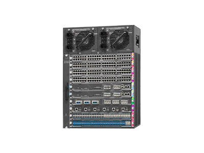 Коммутатор Cisco Catalyst WS-C4510RE-S6-96V+