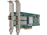 Контроллер IBM QLogic 8Gb FC Dual-port HBA 42D0510