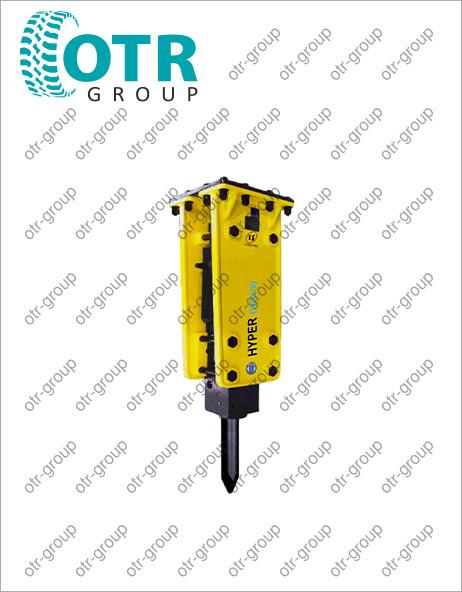 Гидромолот для гусеничного экскаватора JCB JS 180