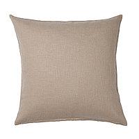 Чехол на подушку 50х50 ВИГДИС бежевый ИКЕА, IKEA