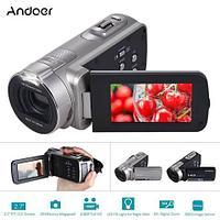 Цифровая видеокамера Andoer HDV-312P [FullHD, 20Mpix, 2.7inch]