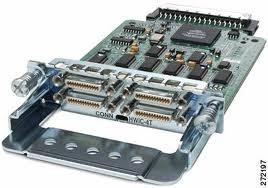 Модуль Cisco HWIC-4T1/E1  4 port clear channel T1/E1 HWIC