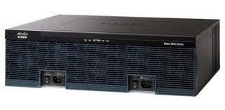 Маршрутизатор CISCO3945E-V/K9