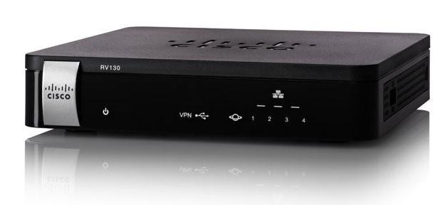 Маршрутизатор Cisco SB RV130W-WB-E-K8-RU