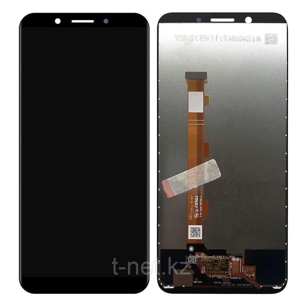 Дисплей Oppo A83 с сенсором, цвет черный