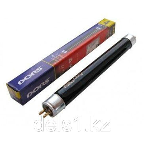 Ультрафиолетовая лампа для детекторов банкнот, DORS 4 Вт TL 4W/08 F4T5/BLB