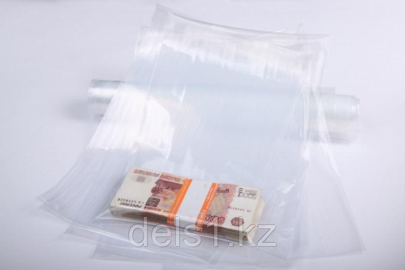 Пакеты полиэтиленовые для упаковывания банкнот.