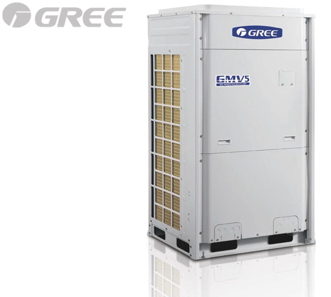 Наружный блок Gree: GMV-224WM/B-X (модульный)