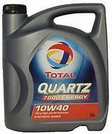 Моторное масло  TOTAL QUARTZ 7000 ENERGY 10W-40 5литров