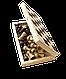 Шахматы обиходные, лакированные, фото 2