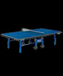 Стол для настольного тенниса Game Indoor, с сеткой