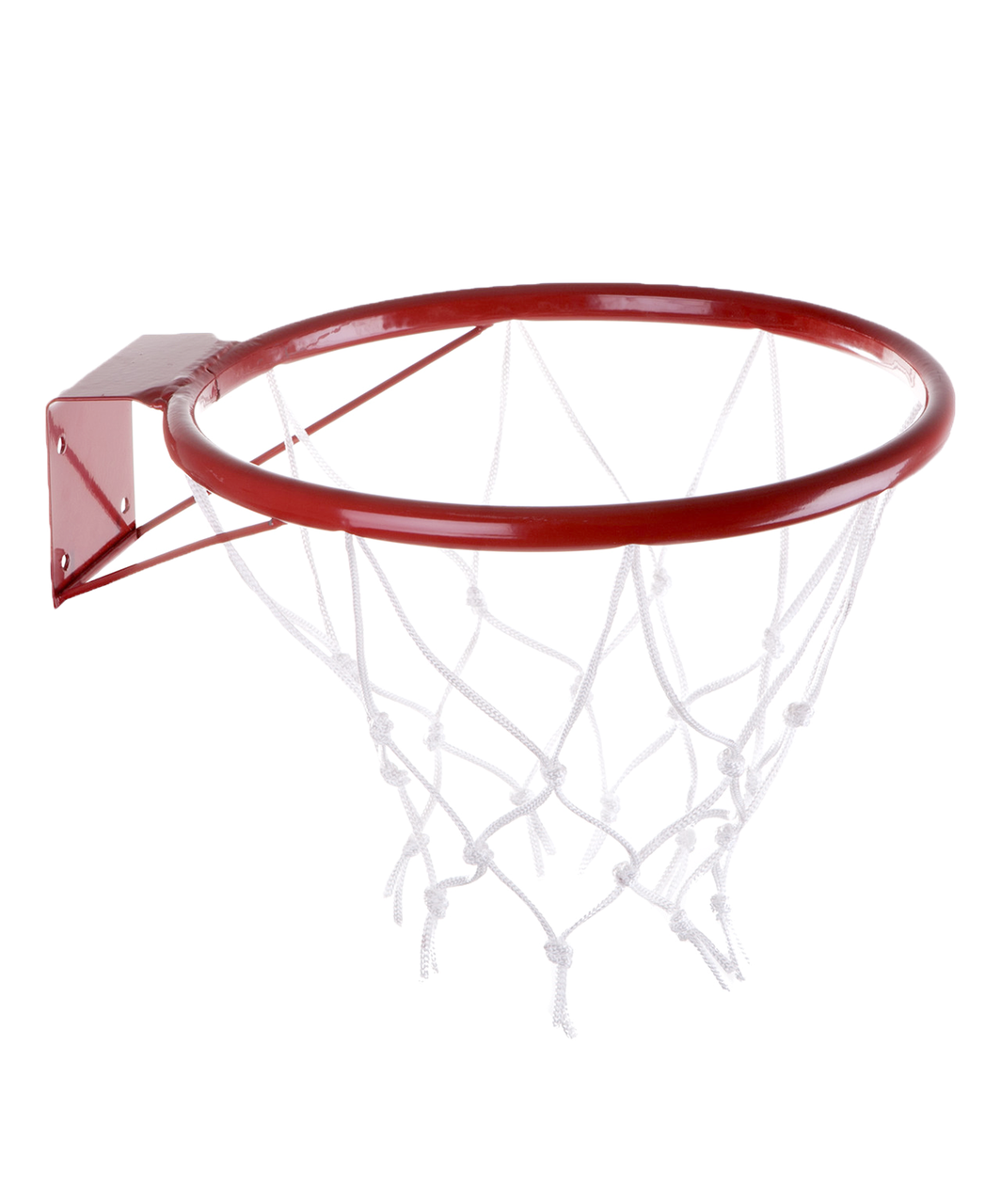 Кольцо баскетбольное №5, с сеткой, d=380 мм
