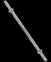 Гриф для штанги BB-103 прямой, d=25 мм, 120 см