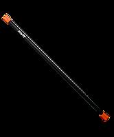 Бодибар неопреновый BB-301 4 кг, оранжевый