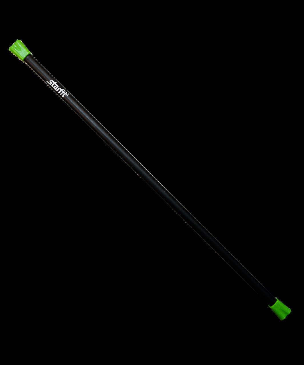 Бодибар неопреновый BB-301 5 кг, зеленый