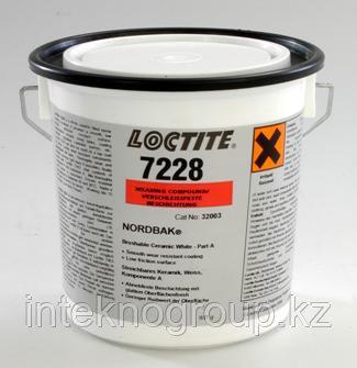 Loctite 7228 1kg, Износостойкий состав с керамическим наполнителем для нанесения кистью