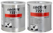 Loctite 7221 5,4kg, Химически Износостойкий состав с керамическим наполнителем для нанесения кистью