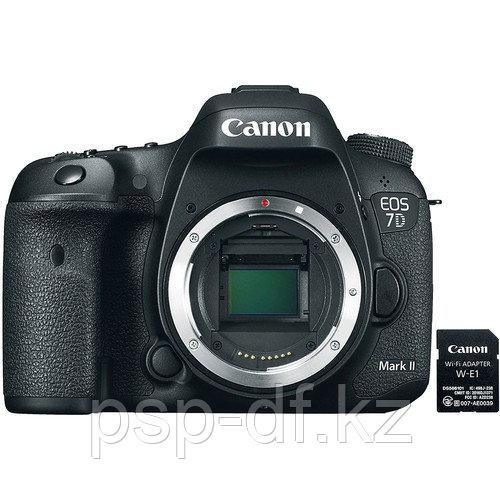 Фотоаппарат Canon EOS 7D Mark II Body гарантия 1 год