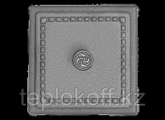 Дверь прочистная ДПР-4 130x130, некрашеная (Рубцовск-Литком)