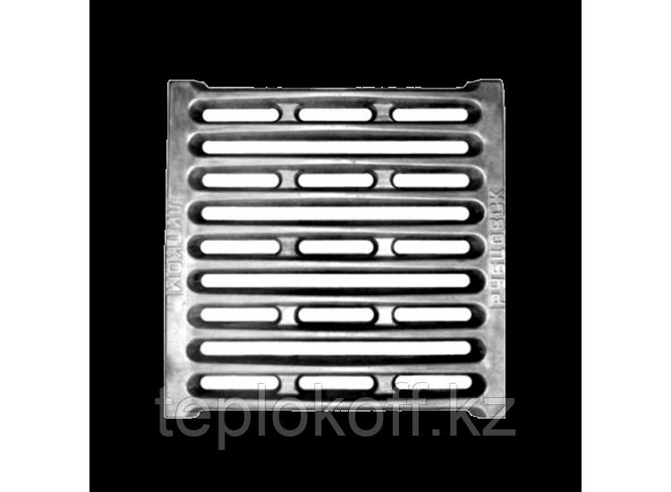 Решётка колосниковая для угля РУ-1 250x250, некрашеная (Рубцовск-Литком)