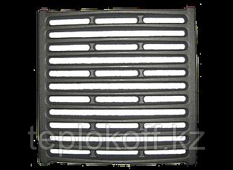 Решётка колосниковая для угля РУ-6 300x300, некрашеная (Рубцовск-Литком)