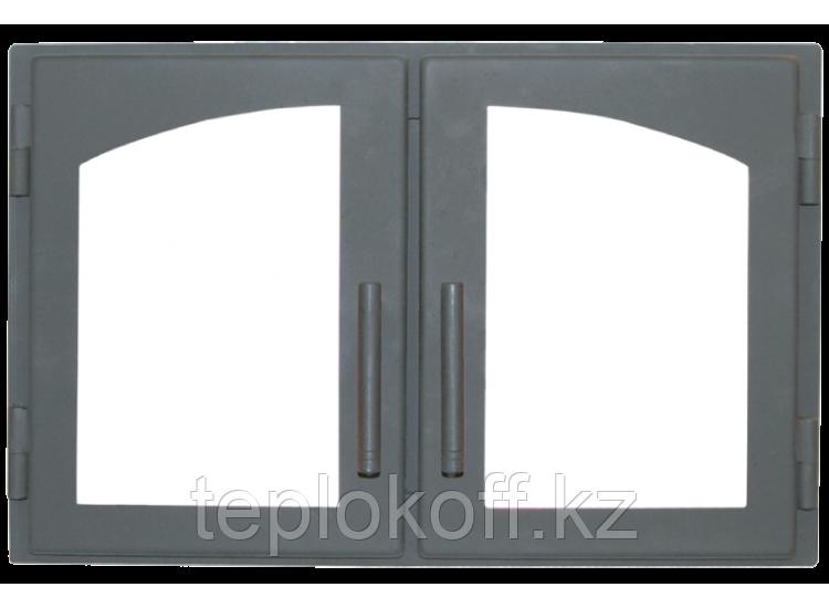 Дверь печная ДВ544-2А (Мета)