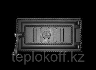 Дверь поддувальная уплотненная ДПУ-3 290х140 RLK 395, крашеная (Рубцовск-Литком)