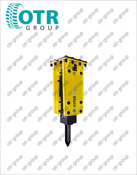 Гидромолот для гусеничного экскаватора Komatsu PC210 LC-3