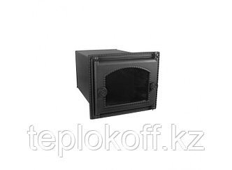Духовка ДПС-ДТ-6АС печная стальная, со стеклом, без решетки, лист s = 1,2 мм, крашеная (Рубцовск-Лит ...