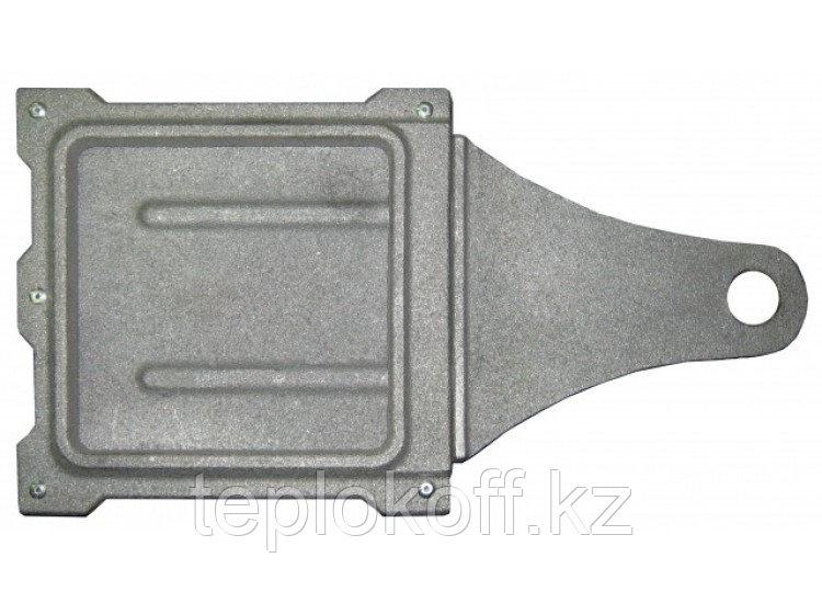Задвижка печная 3В-1 130х130, некрашеная (Рубцовск-Литком)