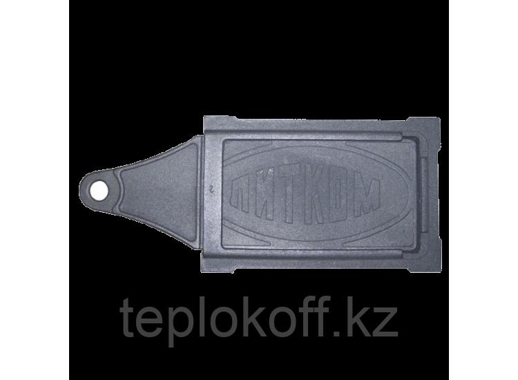 Задвижка печная 3В-3 130х240, некрашеная (Рубцовск-Литком)