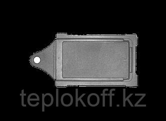 Задвижка печная 3В-3У 130х240, некрашеная (Рубцовск-Литком)