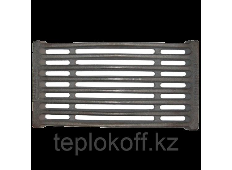 Решётка колосниковая для угля РУ-4 400x200, некрашеная (Рубцовск-Литком)