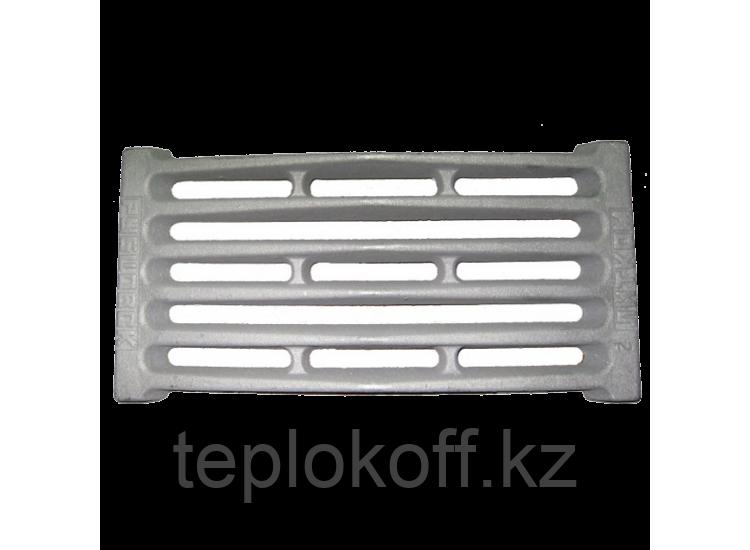 Решётка колосниковая для угля РУ-5 300x150, некрашеная (Рубцовск-Литком)