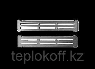 Решётка колосниковая для угля РУ-8 380x75, некрашеная (Рубцовск-Литком)