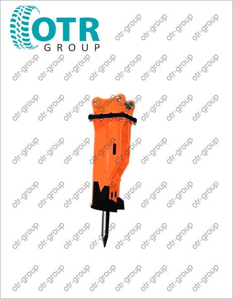 Гидромолот для гусеничного экскаватора Komatsu PC200 LC-6LC