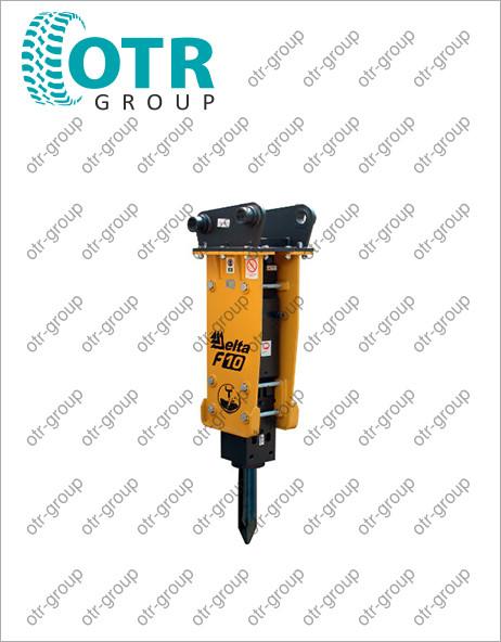 Гидромолот для гусеничного экскаватора Komatsu PC210LC-7
