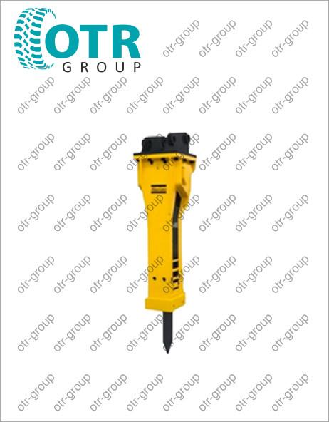 Гидромолот для гусеничного экскаватора Komatsu PC180NLC-6