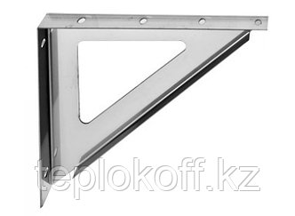 Консоль К2, L = 330 мм, (комплект 2 шт), AISI 430 (Феррум)