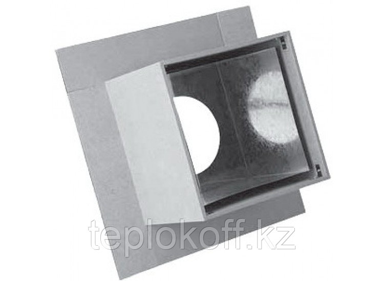 Разделка потолочная 580 D=200, AISI 430, 0,5мм/Минерит (ППУ Н) (Феррум)