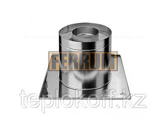 Потолочно-проходной узел Термо D=280, AISI 430, 0,5мм (Феррум)